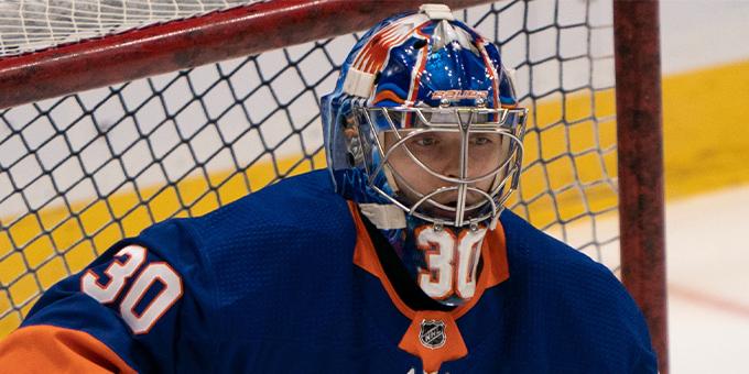 Илья Сорокин вошел в историю НХЛ