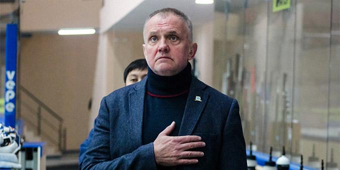 """Владимир Клинга: """"Не хотел бросать команду в тяжёлый момент"""""""
