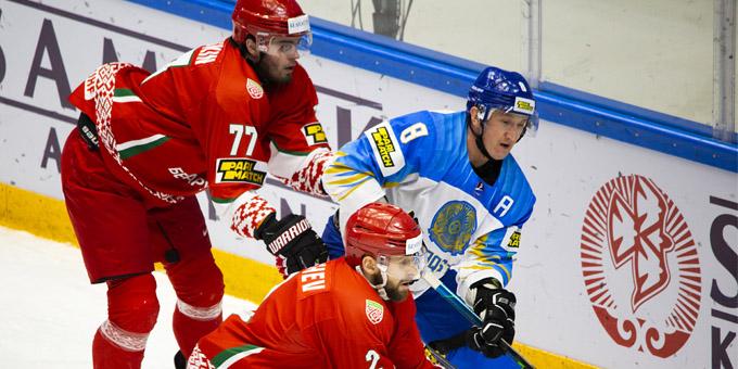 Сборная Казахстана сыграет два контрольных матча против Беларуси