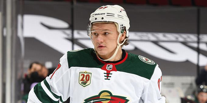 Кирилл Капризов - первая российская звезда недели в НХЛ