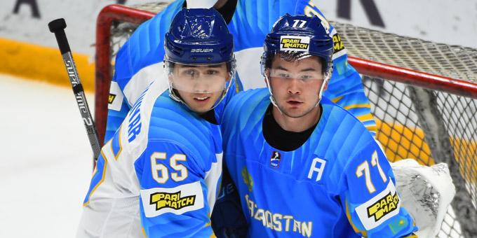 Сборная Казахстана провела двусторонний матч