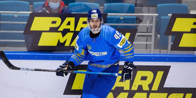 Джесси Блэкер присоединится к сборной Казахстана в Риге