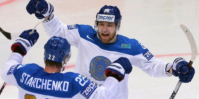 Евгений Рымарев присоединился к сборной Казахстана
