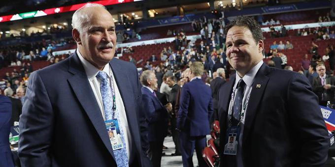 """Генменеджер и президент """"Нью-Йорк Рейнджерс"""" уволены после неудачного сезона"""