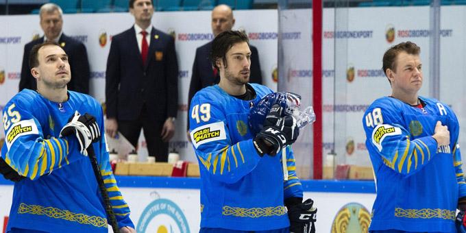 Джесси Блэкер присоединился к сборной Казахстана