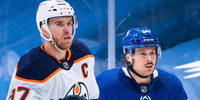 10 лучших моментов регулярного чемпионата НХЛ