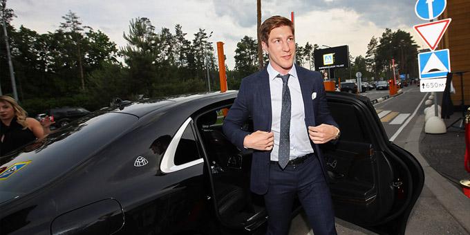 Даррен Диц станет самым высокооплачиваемым хоккеистом КХЛ