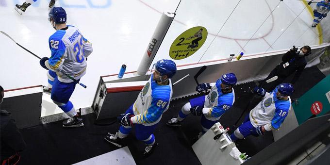 Сборная Казахстана представила заявку на чемпионат мира