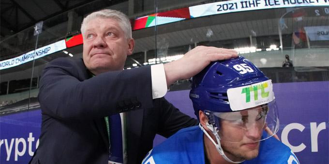 """Юрий Михайлис: """"Я горжусь ребятами, они просто молодцы"""""""