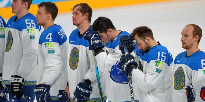 Сборная Казахстана не попала в плей-офф и завершила выступление на чемпионате мира