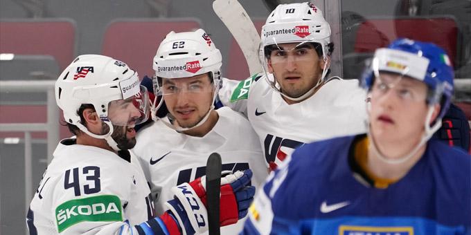 США обыграли Италию и заняли первое место в группе