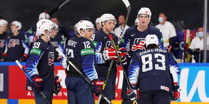 Сборная США разгромила Германию и завоевала бронзовые медали чемпионата мира