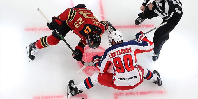 Озвучена дата старта нового сезона КХЛ