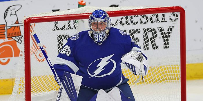 Андрей Василевский установил рекорд НХЛ