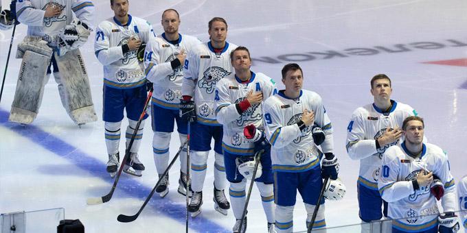 """Как идёт подготовка """"Барыса"""" к новому сезону КХЛ"""