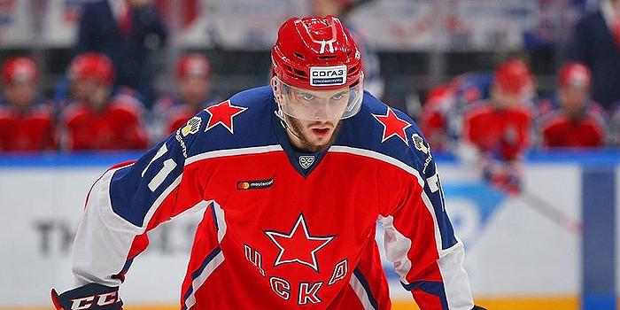 Константин Окулов отказался от карьеры в НХЛ и останется в ЦСКА