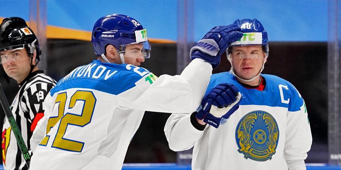 Назван лучший хоккеист Казахстана