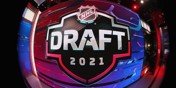 Драфт НХЛ-2021 в цифрах и фактах