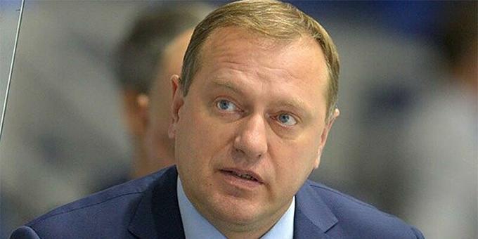 """Амур"" уволил главного тренера"