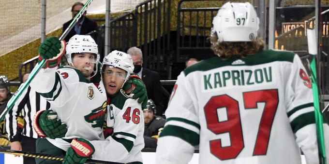 """Капитан """"Миннесоты"""": """"Кирилл Капризов делает сильнее товарищей по команде"""""""