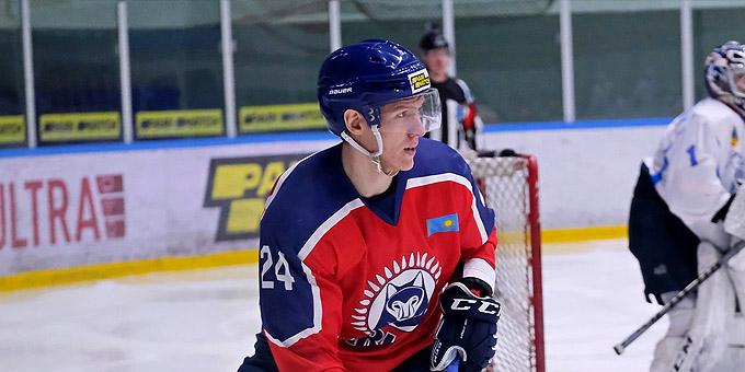 Роман Бердников признан героем тура чемпионата Казахстана