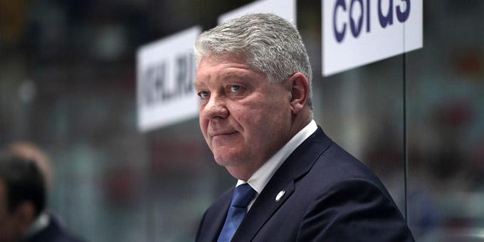Юрий Михайлис признан одним из худших тренеров КХЛ на старте сезона