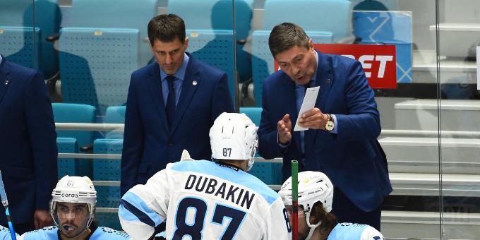 """Андрей Мартемьянов: """"Барыс"""" мощно выглядел в атаке"""