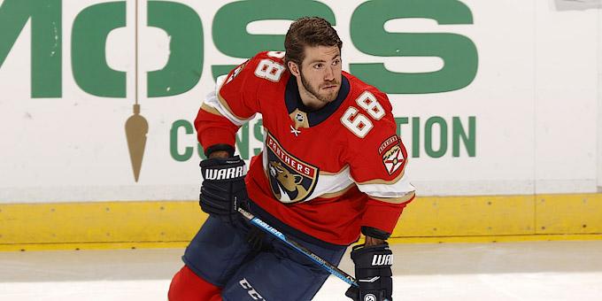 """Нападающий """"Монреаля"""" Эрик Хоффман пропустит начало сезона НХЛ"""
