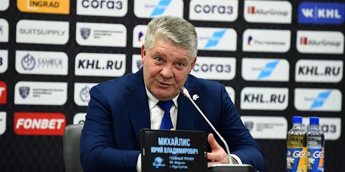 """Юрий Михайлис: """"Была хорошая и мощная игра"""""""