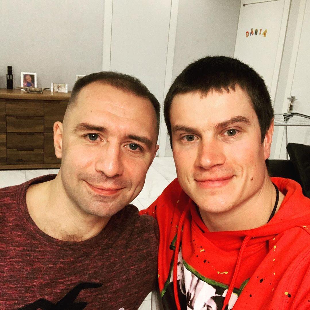 Константин Руденко и Роман Савченко