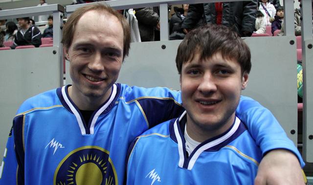 Алексей Литвиненко и Алексей Васильченко