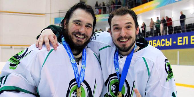 Алексей Кузнецов и Дмитрий Степанов