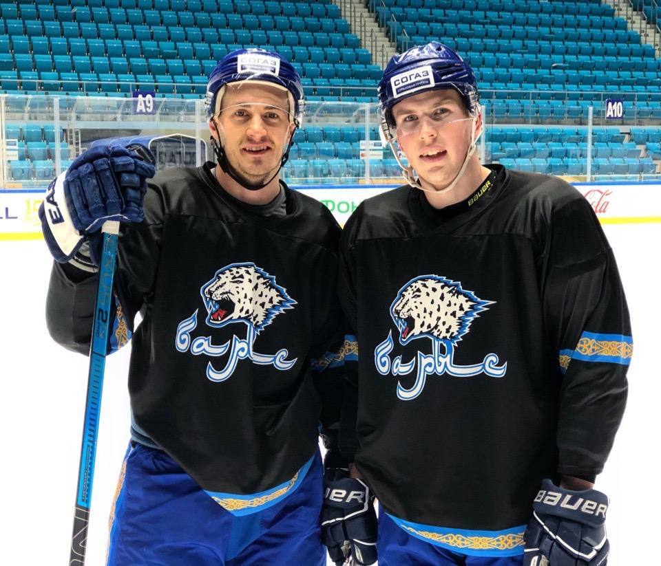 Дастин Бойд и Валерий Орехов