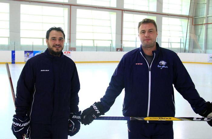 Алексей Кузнецов и Евгений Королёв