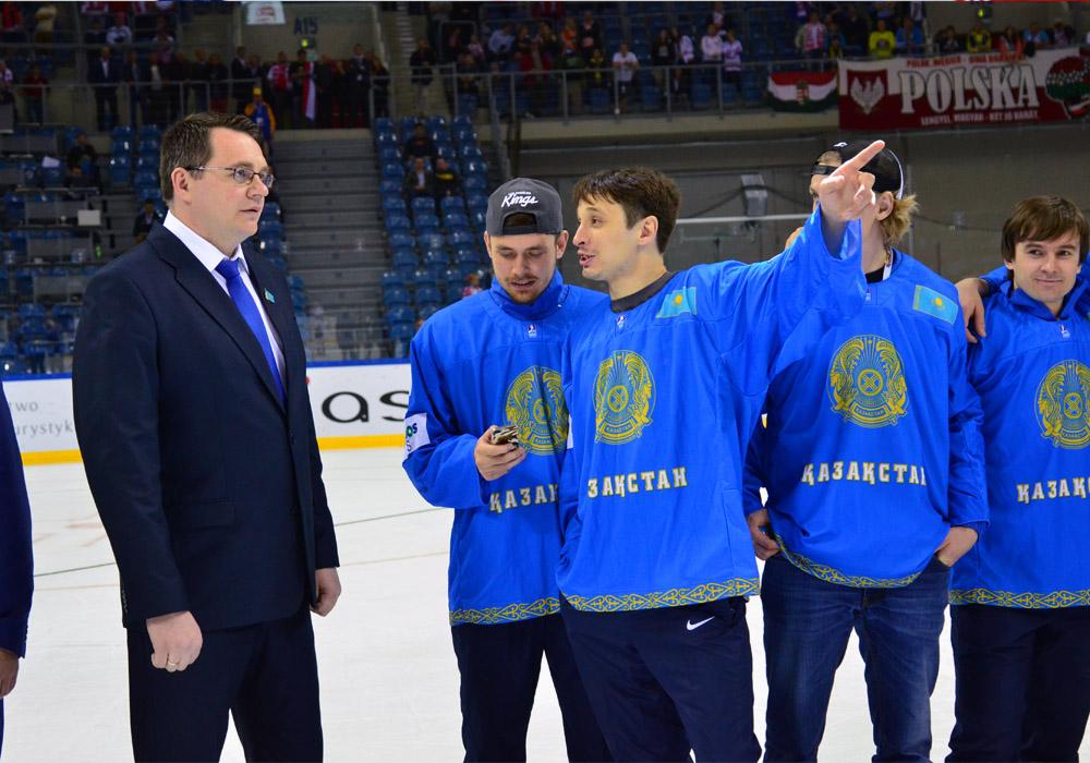 Андрей Назаров и Константин Пушкарёв