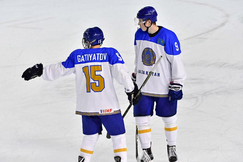 Артур Гатиятов и Валерий Орехов